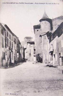 Rue Joseph Ducos