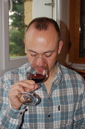 馬特.瓦勒 -品嚐2014年的葡萄酒