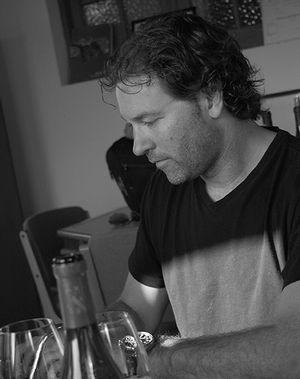 傑伯-登魯克 品嚐- 教皇新堡 2015年份白葡萄酒