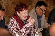 聖-馬克葡萄酒品評競賽會: 2017年得獎名單 華必安-堤柏,和伊莉莎白-樂維,評審團特別獎選拔主席.